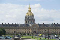 L`hotel national des Invalides Royalty Free Stock Photo