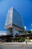 L'hotel standard e l'alta linea parco in New York Fotografia Stock Libera da Diritti