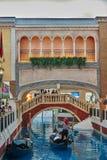 L'hotel veneziano Macao del casinò Immagini Stock Libere da Diritti