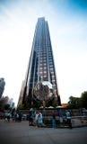 L'hôtel international et la tour d'atout Photos libres de droits