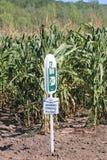 L'hybride cultive le signe photo libre de droits