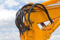 L'hydraulique Photos libres de droits