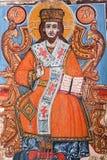 L'icona di Jesus Christ Immagine Stock