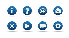L'icona di Web ha impostato 3 | Aloha serie Fotografia Stock Libera da Diritti