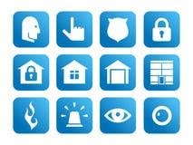 L'icona ha impostato ?sul tema di attività di obbligazione? Fotografie Stock Libere da Diritti