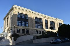 L'IDA molto meravigliosamente individuato B High School buona, 3 immagini stock libere da diritti