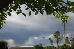 L'Idaho cade tempesta Fotografia Stock Libera da Diritti
