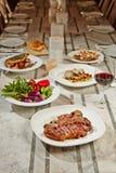 L'IDIOT restauracja Zdjęcie Stock