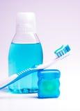 L'igiene dentaria Fotografia Stock