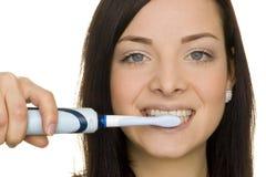 L'igiene orale Fotografia Stock