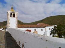 L'Iglesia Santa Maria à Betancuria Photo stock