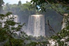 Les chutes d'Iguacu Photographie stock