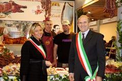 L'IL Bonta Cremona 12/15-11-2010 Fotografie Stock