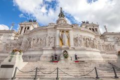 L'IL Vittoriano Rome Photo stock