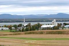 L'Ile Dorleans Fotografia Stock