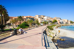 L-ile-Rousse Royalty Free Stock Images