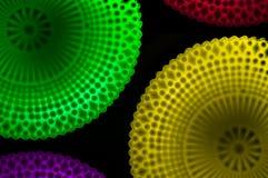 L'illuminazione progetta variopinto Immagine Stock