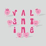 l'illustration s de coeur de vert de dreamstime de conception de jour de carte stylized le vecteur de valentine illustration stock