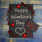 l'illustration s de coeur de vert de dreamstime de conception de jour de carte stylized le vecteur de valentine Image stock