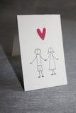 l'illustration s de coeur de vert de dreamstime de conception de jour de carte stylized le vecteur de valentine Photos libres de droits