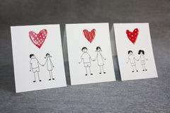 l'illustration s de coeur de vert de dreamstime de conception de jour de carte stylized le vecteur de valentine Images libres de droits