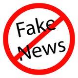 L'illustrazione delle notizie rosse di falsificazione di arresto firma royalty illustrazione gratis