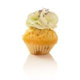 Pistache de petit gâteau Photos libres de droits