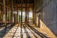 L'image montre l'autre construction à la maison Photo stock