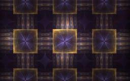 L'image produite par Digital faite en fractale colorée pour servir de contexte aux projets s'est rapportée à l'imagination, créat Images libres de droits