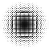 L'image tramée aiment l'élément des croix Image abstraite monochromatique Photographie stock libre de droits