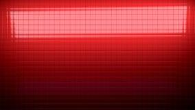 L'immagine astratta dei cubi modella il fondo con la prospettiva Fotografie Stock