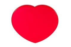 L'immagine del cuore, come simbolo interamente enamoured Fotografie Stock
