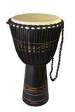 L'immagine del tamburo africano etnico Fotografie Stock