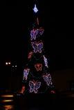 L'immagine dell'albero di Natale Fotografia Stock Libera da Diritti