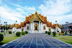 L'immagine della chiesa di buddismo Fotografia Stock