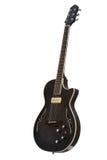 L'immagine della chitarra fotografie stock