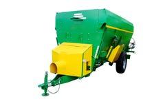 L'immagine della macchina agricola Immagine Stock