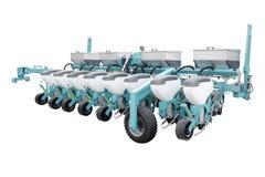 L'immagine della macchina agricola Immagini Stock Libere da Diritti
