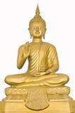 L'immagine di buddha sta sedendosi Immagine Stock Libera da Diritti