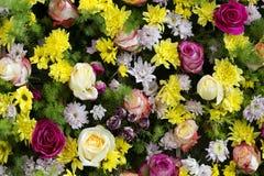 L'immagine di sfondo dei fiori Fotografia Stock