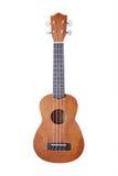 L'immagine di una chitarra hawaiana fotografia stock libera da diritti