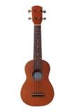 L'immagine di una chitarra hawaiana fotografia stock
