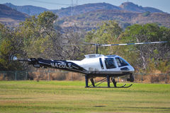 L.A. Impact Police- Enstrom 480B Stock Photo
