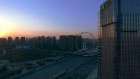 L'impression de Tianjin images libres de droits