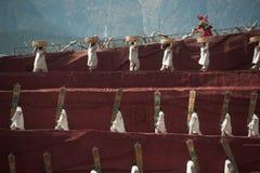 L'impressione Lijiang è ballo tradizionale in Cina. Immagine Stock