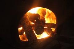 L'incendie à l'intérieur de nous Image stock