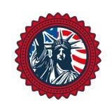 l'indépendance américaine de jour Photos libres de droits