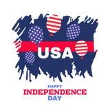 L'indépendance day3 Photos libres de droits