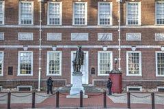 L'indépendance Hall Images libres de droits