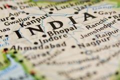 l'Inde Photo libre de droits